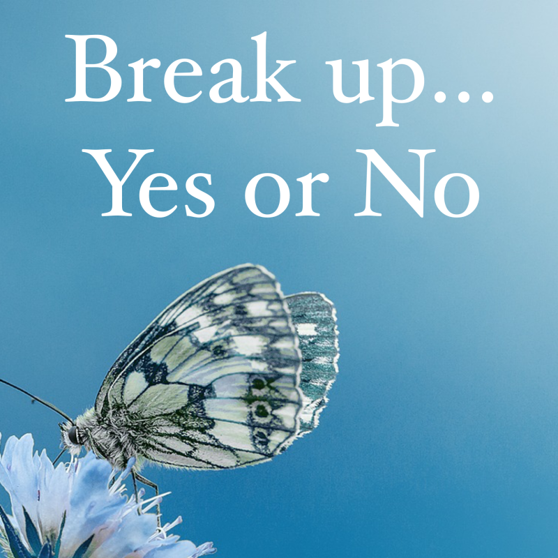 Break-up Yes or No?
