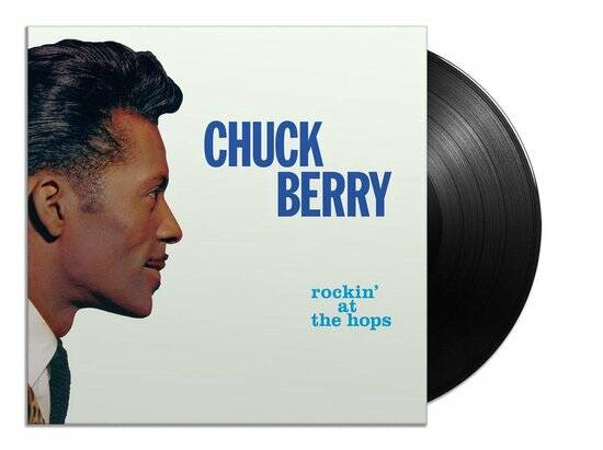 Rockin's at the hops, Chuck Berry (lp)