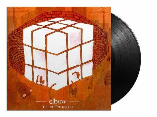 The Seldom Seen Kid live at abbey road (lp)