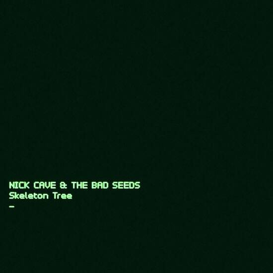 Skeleton Tree, Nick Cave & The Bad Seeds (lp)