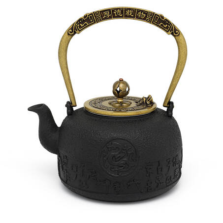 Bredemeijer Authentic Chinese Teapot Heavenly Dragon 1,2L
