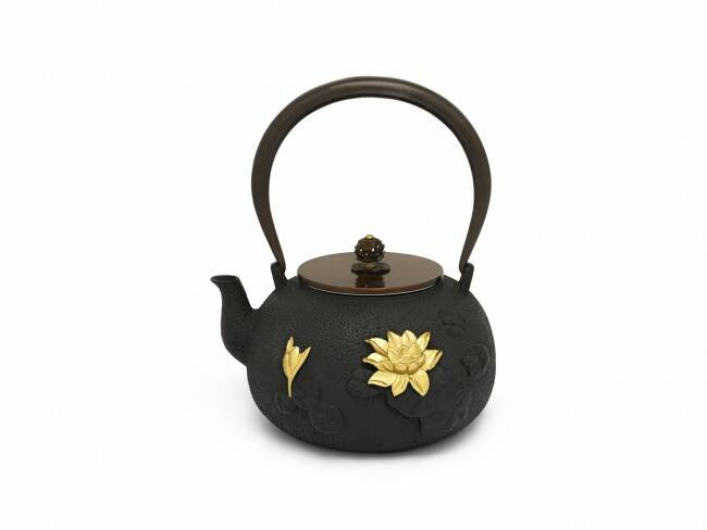 Bredemeijer Authentic Chinese Teapot Pure Lotus 1,2L