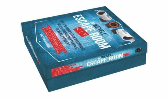 De Wexell Escape Room Kit