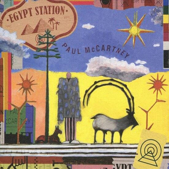 LP Paul McCartney Egypt Station (Limited Edition)