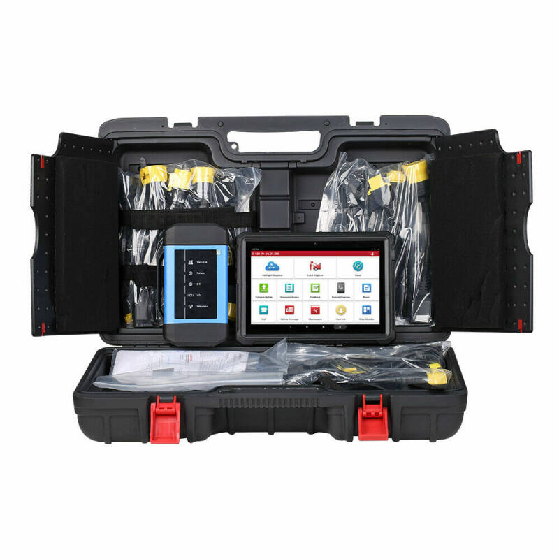 Launch X431 Proffesionele Diagnose Tablet Voor Trucks 24V