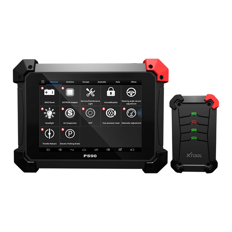 Xtool PS90 Proffesionele Diagnose Tablet