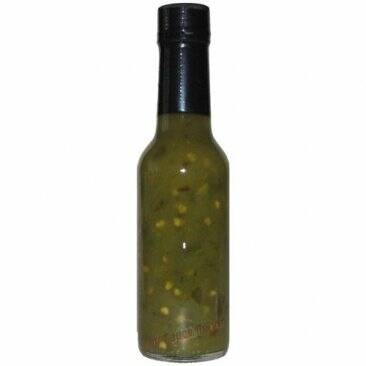 Always Hot Jalapeno Crushed Pepper Sauce