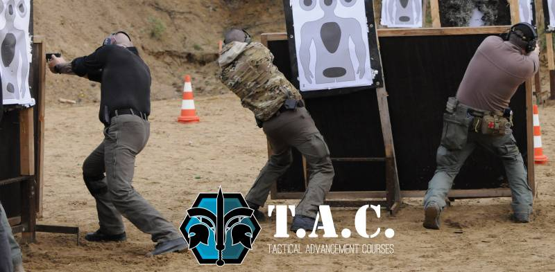 Winter warfare Tactical Rifle and Pistol course