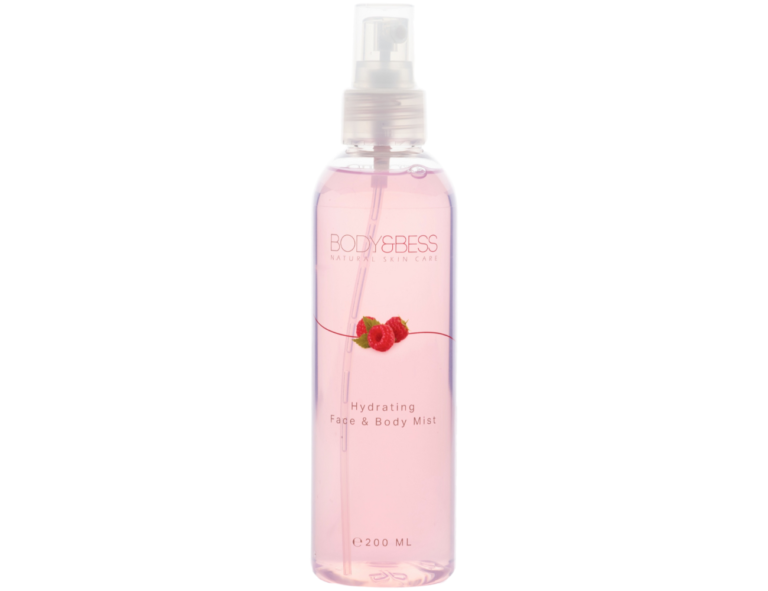 Hydrating Face & Body Mist 200ml
