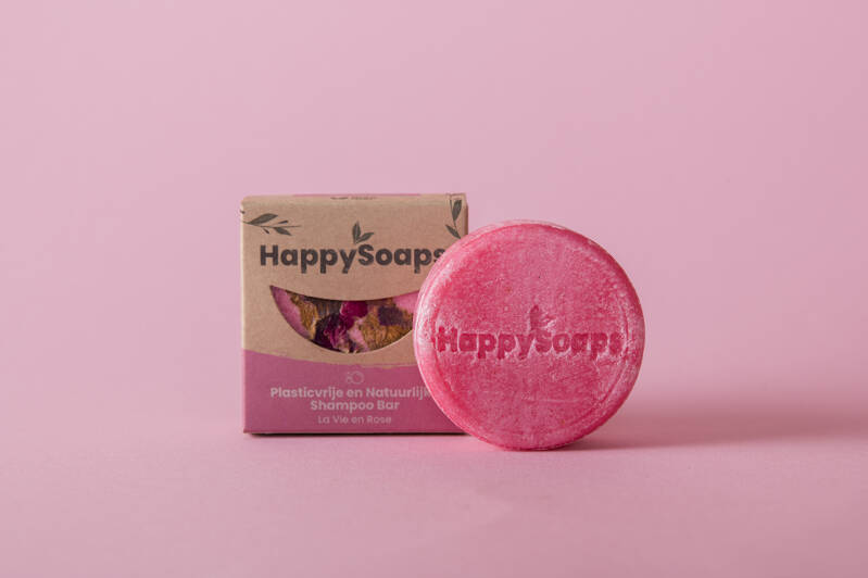 La Vie en Rose Shampoo Bar - 70g