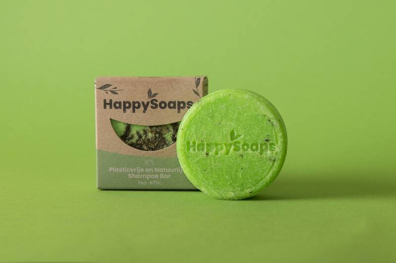 Tea - Riffic Shampoo Bar - 70gr
