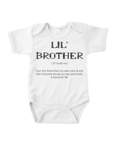 Romper - Lil Brother