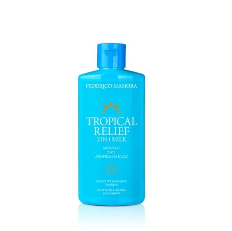 2 in 1 after sun lotion & insect repellent