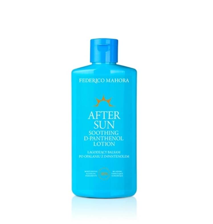 After sun soothing D-Panthnol lotion