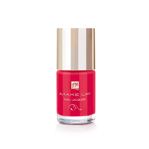 NAIL LACQUER GEL FINISH STYLISH RED