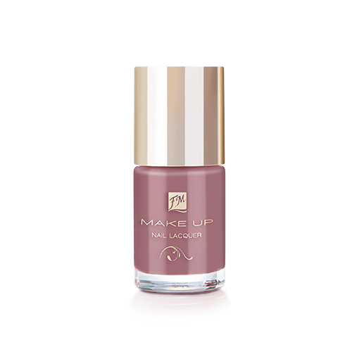 NAIL LACQUER GEL FINISH GLAM BROWN