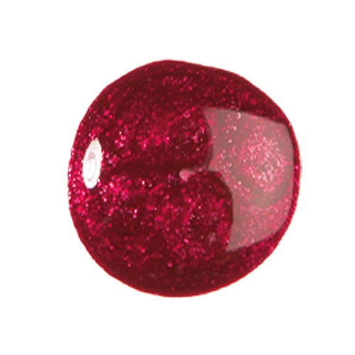 NAIL LACQUER GEL FINISH PEARLY RASBERRY