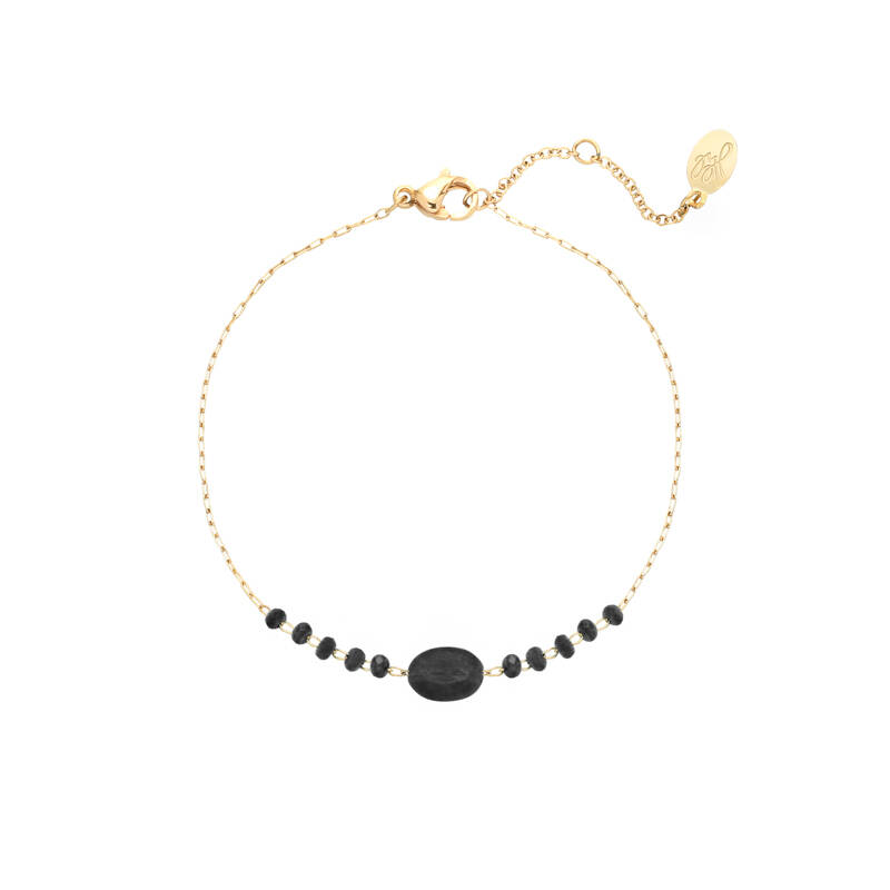 Armband go with the stone