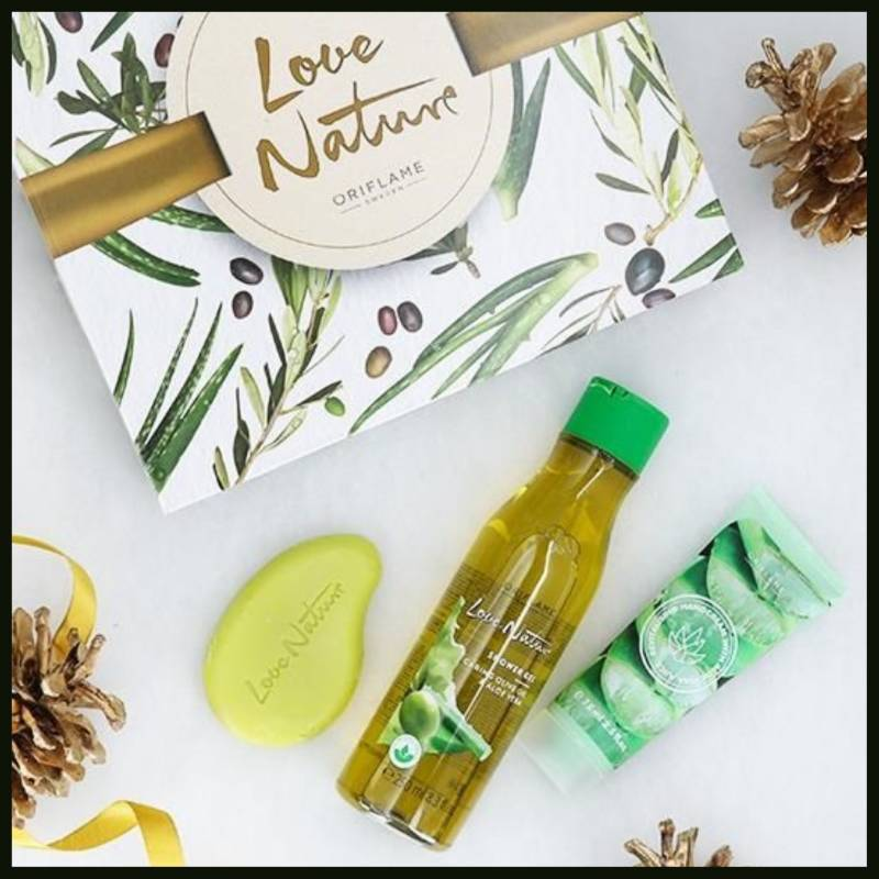 Love Nature Olive Giftset