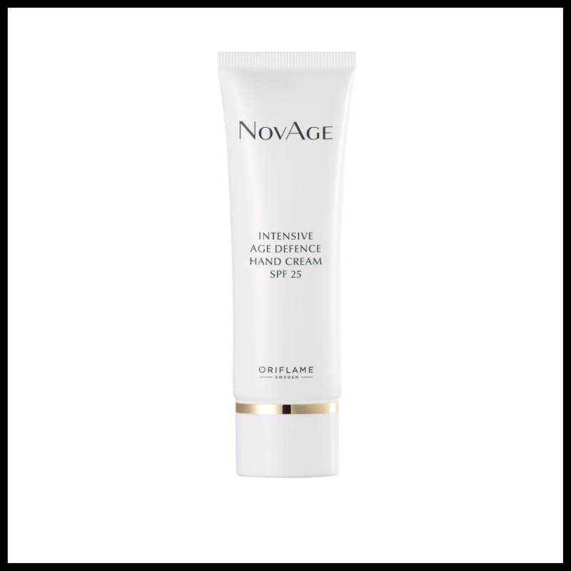 NovAge Intensive Age Defence Hand Cream SPF 25
