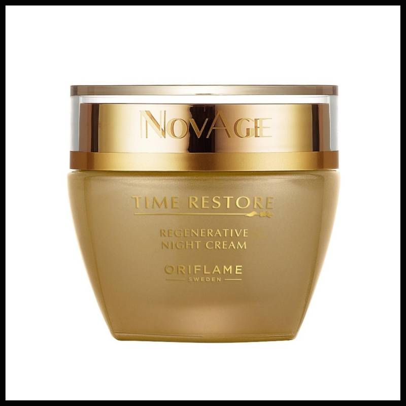 NovAge Time Restore Regenerative Night Cream