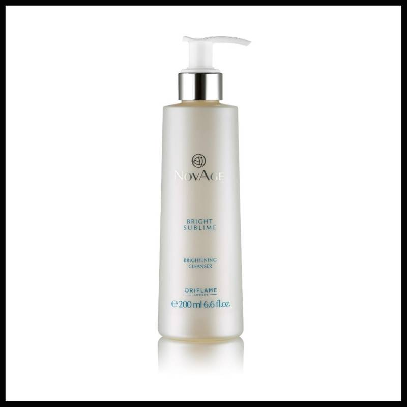NovAge Bright Sublime Brightening Cleanser