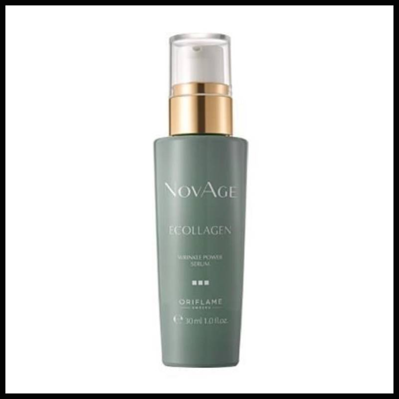 NovAge Ecollagen Wrinkle Power Serum