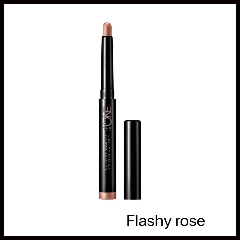 Colour Unlimited Eye Shadow Stick : Flashy Rose