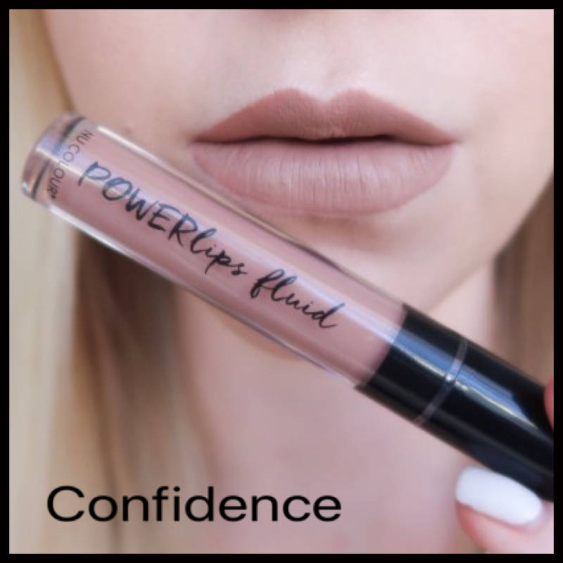 Powerlips Fluid : Matte Confidence