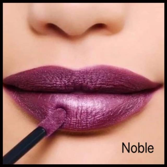 Powerlips Fluid: Metallic Noble