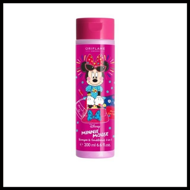 Minnie Mouse Shampoo & Conditioner 2in1