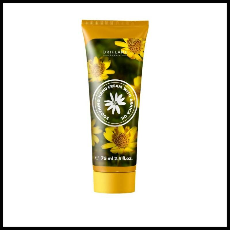 Soothing Hand Cream with Arnica Oil