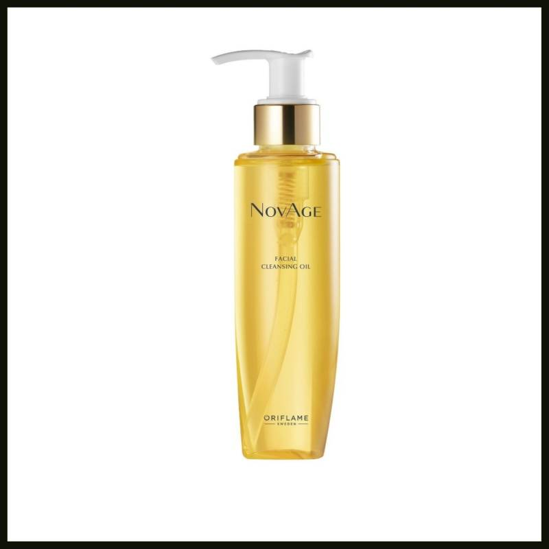 NovAge Facial Cleansing Oil
