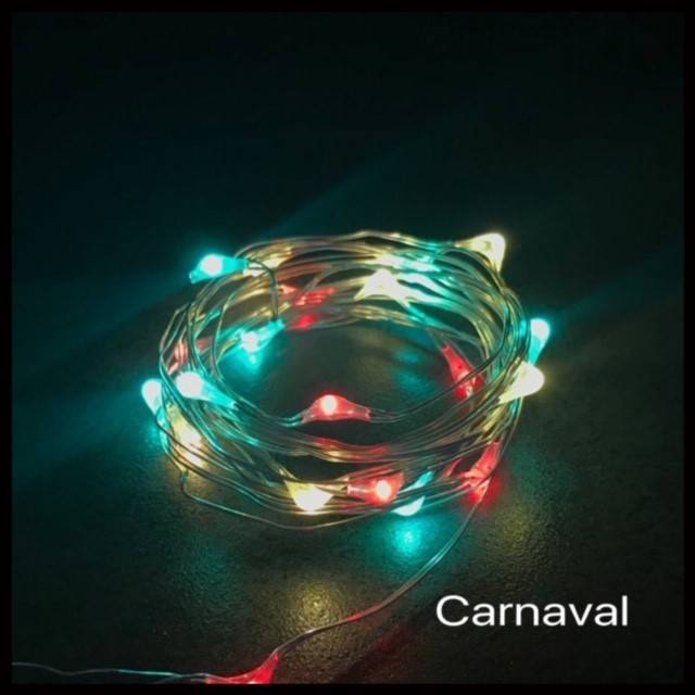 IBIZA Hairlights 'Carnaval'