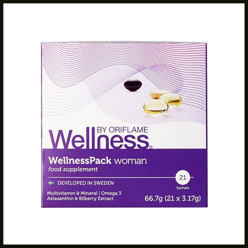 wellnessbyoriflame WellnessPack woman