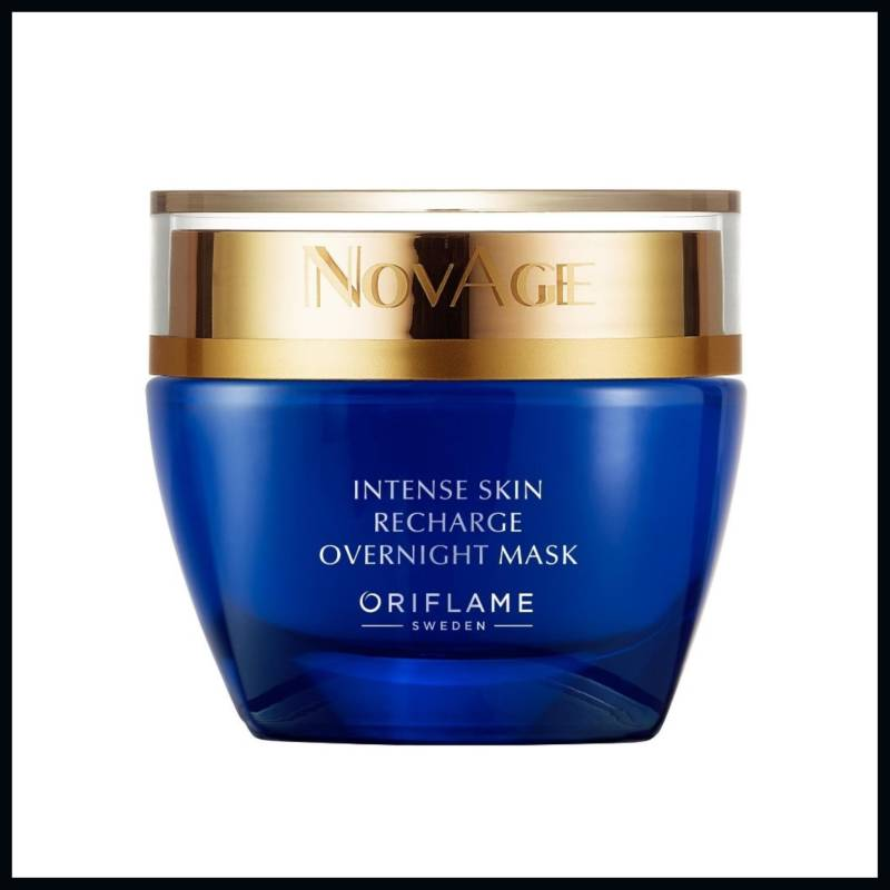 NoveAge Intensive Skin Recharge Overnight Mask