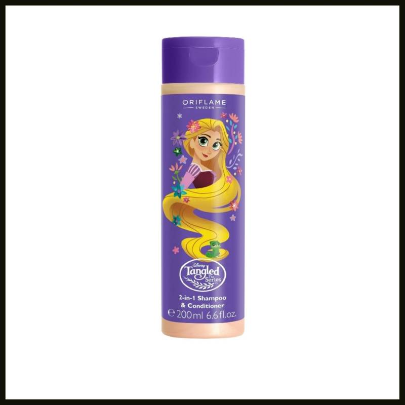 Tangled The Series 2-in-1 Shampoo & Conditioner