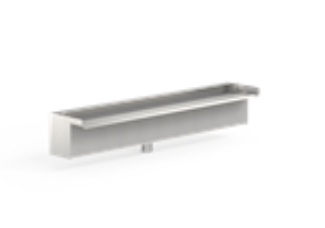 VB1 Waterval 600 (outflow 50mm) | RVS