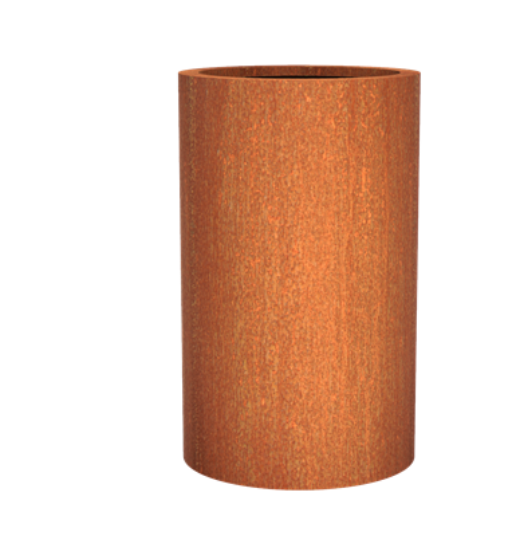 (CT8.2) ATLAS Corten | Rond | 600x1000 mm