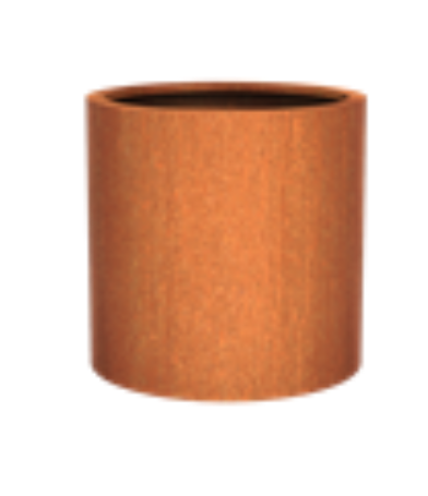 (CT6.1) ATLAS Corten | Rond | * 800x800 mm
