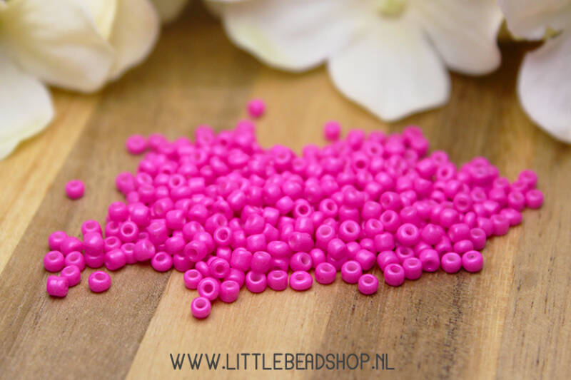 Rocailles Sweet Pink 2mm - RC021
