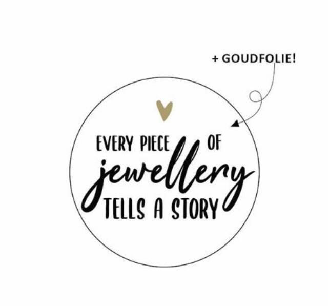 Every piece of Jewellery tells a Story