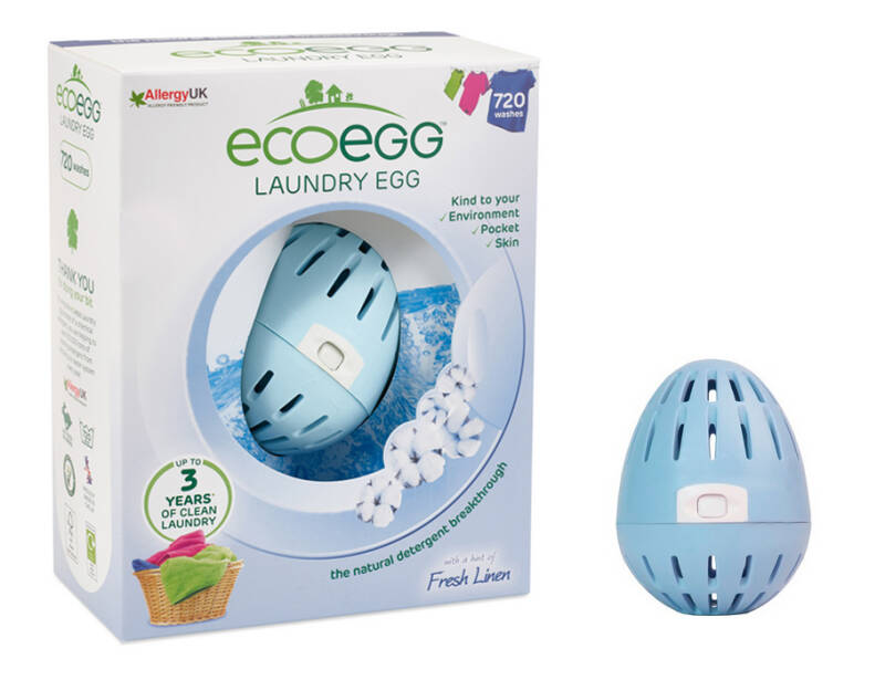Wassen&Drogen - Eco Egg - Dryer Egg - (Eco-Gr)