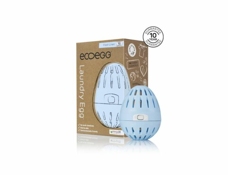 Wassen&Drogen - Eco Egg - Refill EcoEgg - 70 Washes - Fresh Linnen NEW- (Eco-Gr)