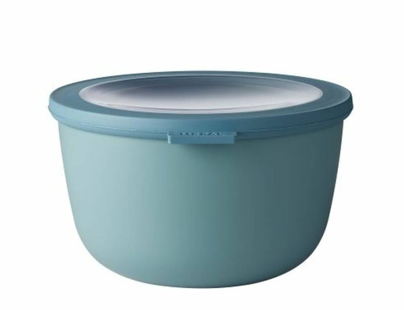 Keuken - Mepal - Multikom Cirqula 2000 ml - Nordic Blue - (Eco-Gr)