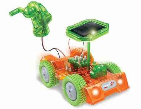 Cadeaus - Powerplus - Speelgoedauto - Grasshopper- (Eco-Gr)