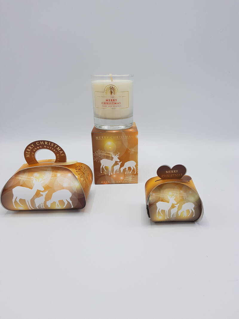 The English soap Company Reindeer
