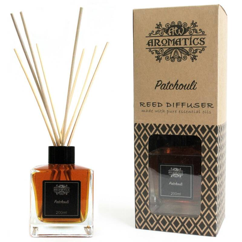 Aromatics Patchouli Reed diffuser