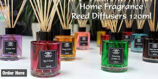 Home fragrance Reed Diffuser 120ML