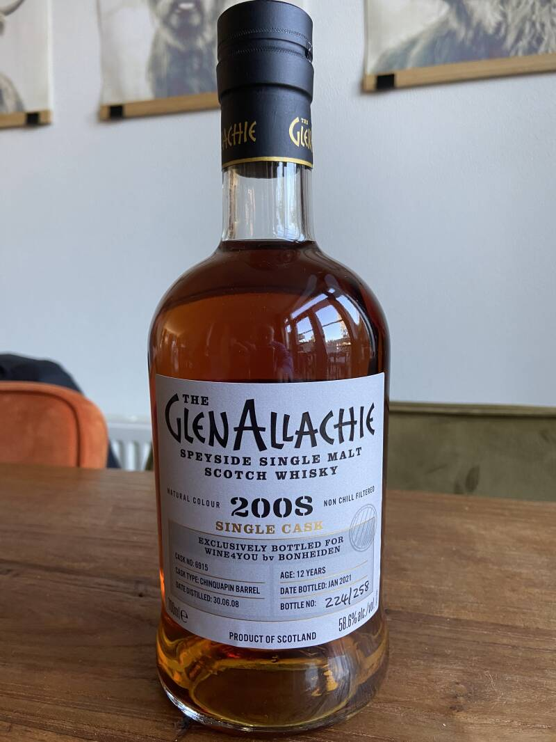 Glenallachie Chinquapin Barrel